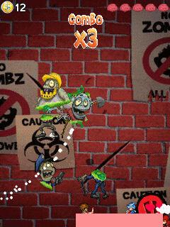 Tải game Zombie Blitz – Game  Chém Zombile Crack Full