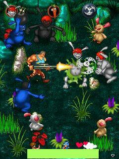 Zombie Rabbit Hunter–Game Bắn Zombie Crack